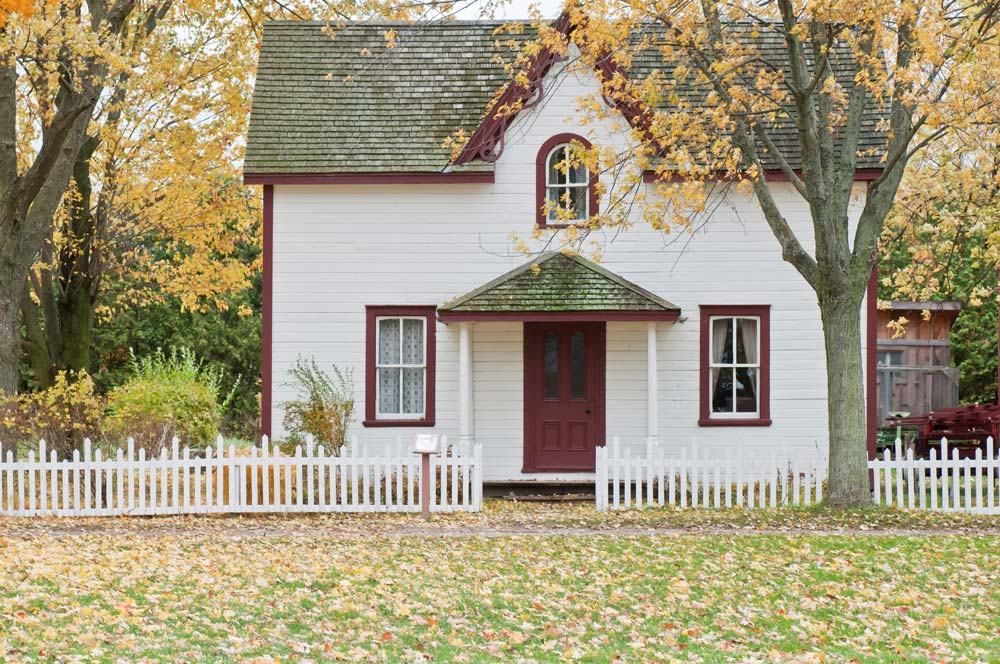 Housing-Wire-features-Landed-as-homeownership-investment-startup-house-stock-image